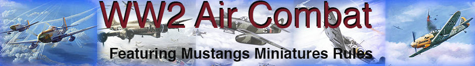 WW2 Air Combat page banner